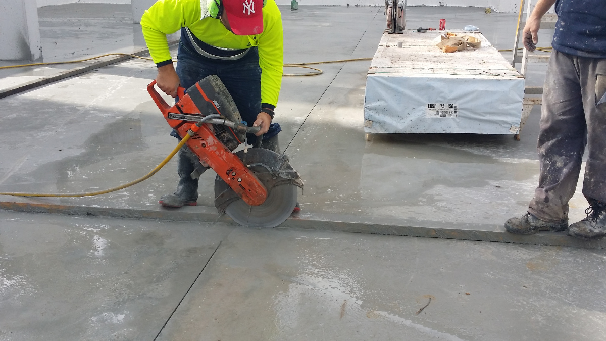 electric ring sawing sydney