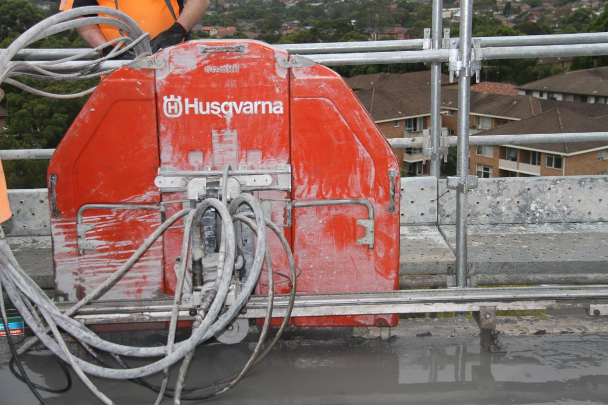 track sawing sydney